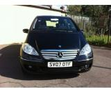 2007 mercedes a160 2.0 cdi se elegance 42000 miles warranted mot tax